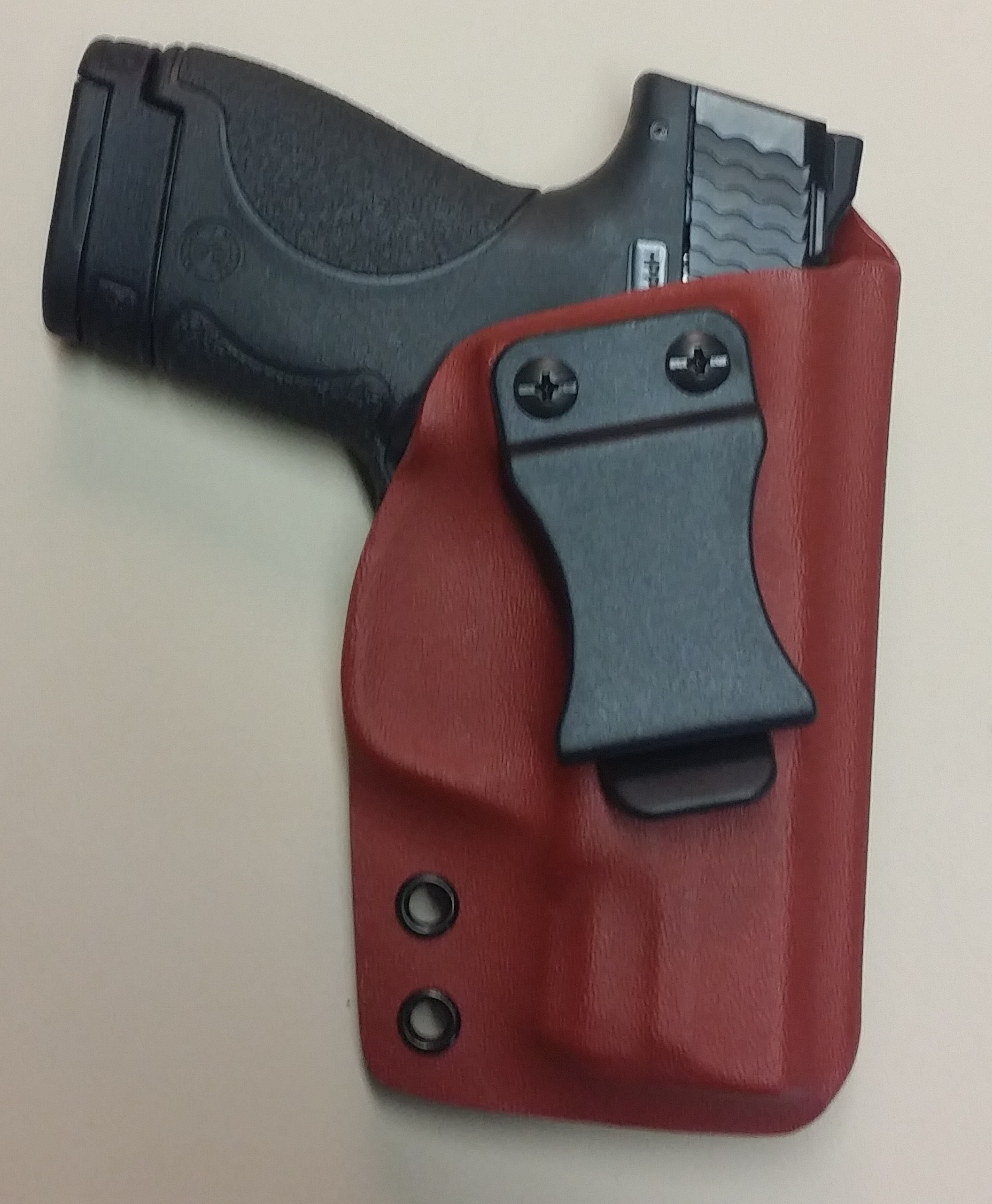 Kydex Inside The Waistband Holsters